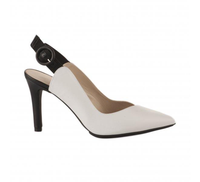 Escarpins femme - LODI - Blanc