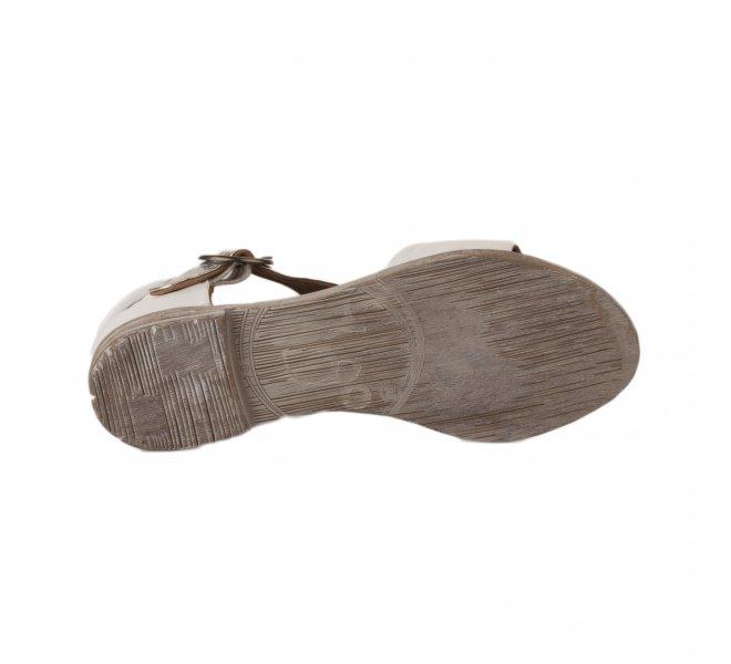 Nu pieds femme - LUNE&L'AUTRE - Blanc