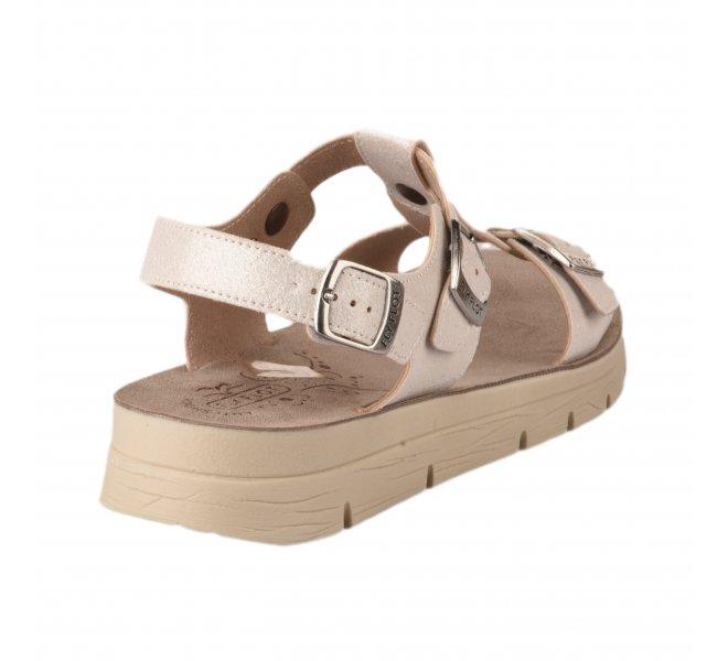 Chaussures de confort femme - FLY FLOT - Blanc