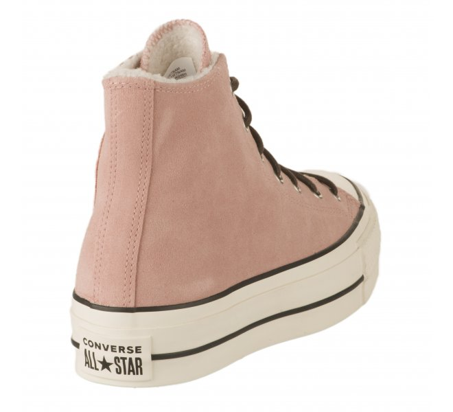 Baskets fille - CONVERSE - Rose