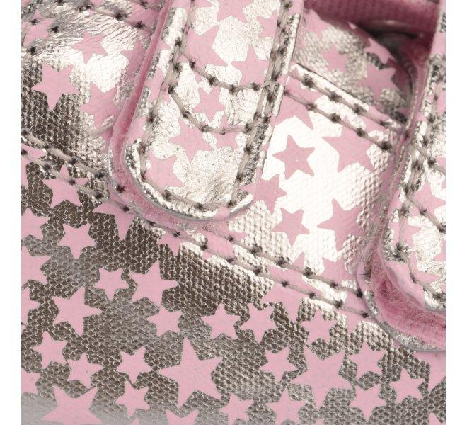 Baskets fille - CONVERSE - Gris argent