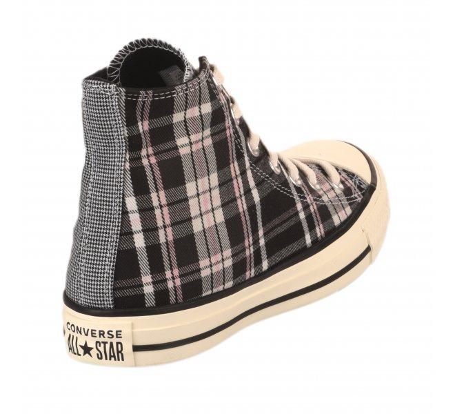 Baskets fille - CONVERSE - Gris