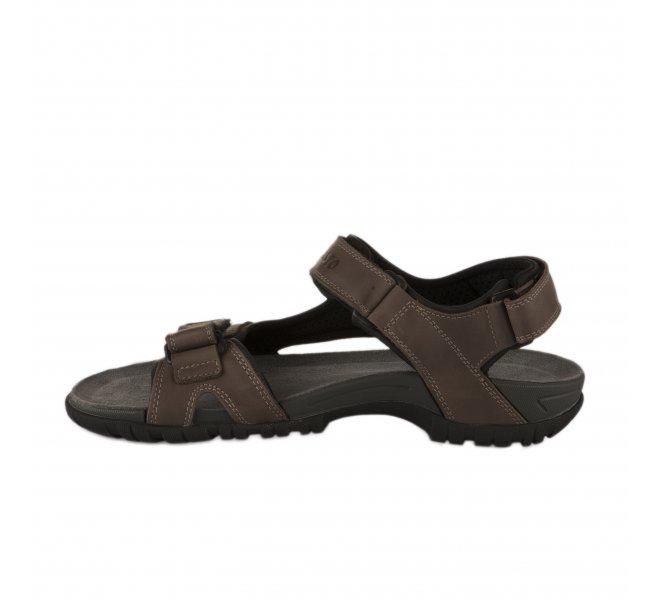 Nu-pieds homme - MEPHISTO - Gris
