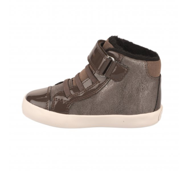 Bottines fille - GEOX - Taupe