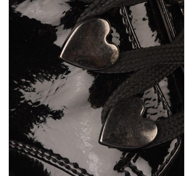 Bottines fille - ASSO - Noir