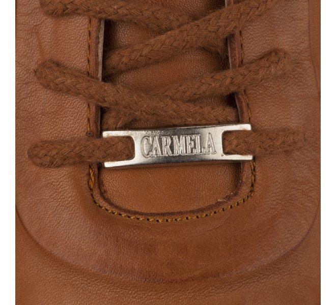 Baskets mode femme - CARMELA - Camel