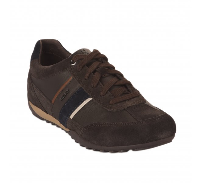Baskets homme - GEOX - Marron