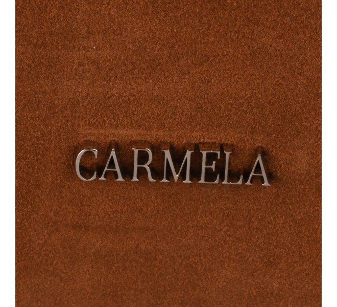 Sac à main femme - CARMELA - Camel