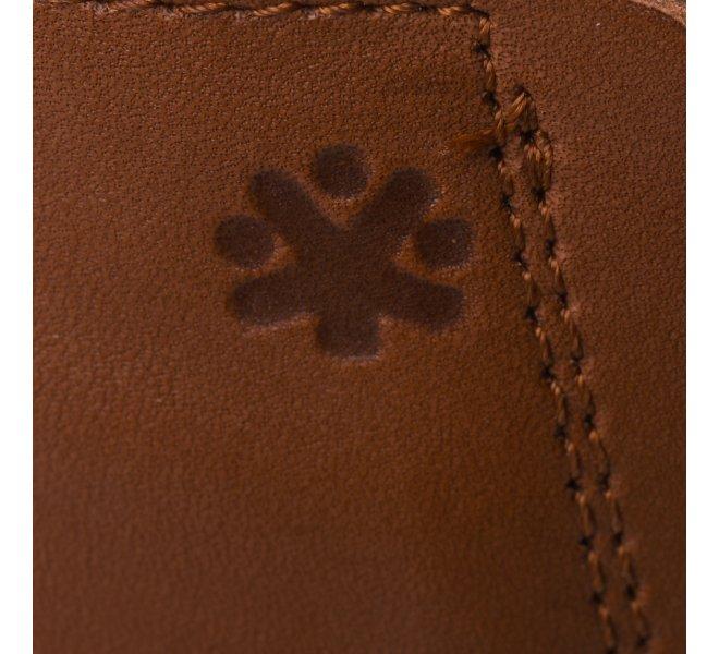 Boots fille - ACEBOS - Naturel