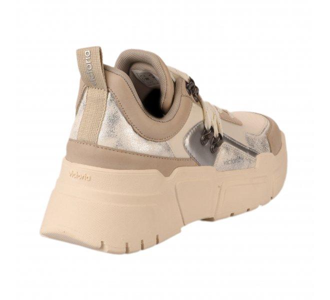 Baskets fille - VICTORIA - Blanc