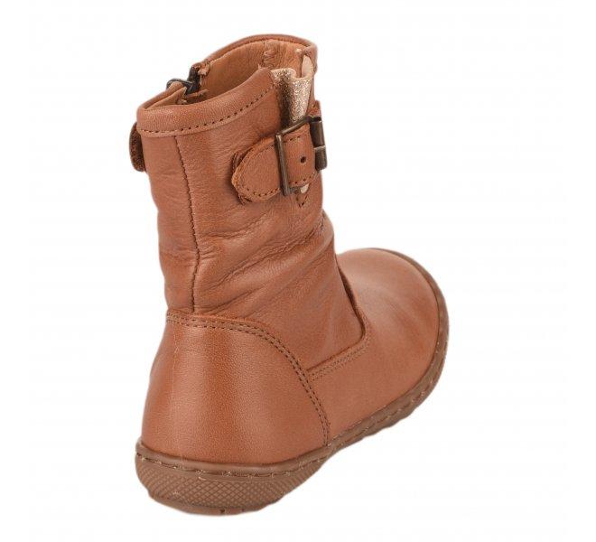 Boots fille - FéTéLACé - Naturel