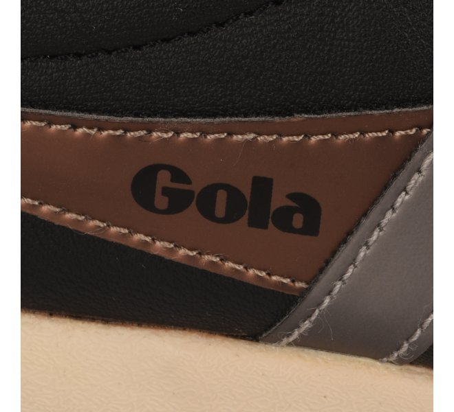 Baskets fille - GOLA - Noir