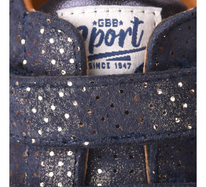 Baskets fille - GBB - Bleu marine