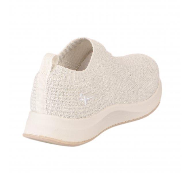 Baskets mode femme - TAMARIS - Blanc
