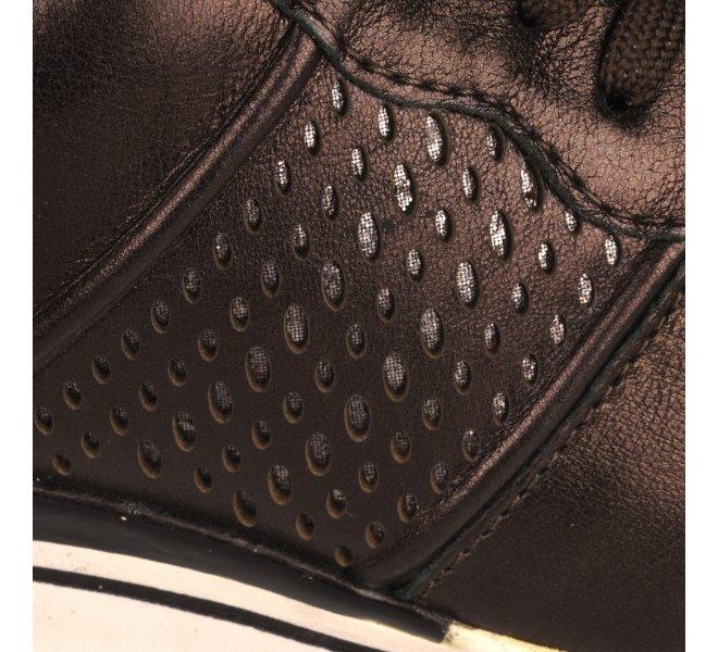 Baskets mode femme - TAMARIS - Bronze