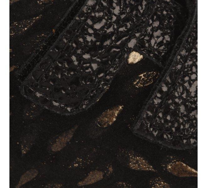 Baskets fille - FéTéLACé - Noir