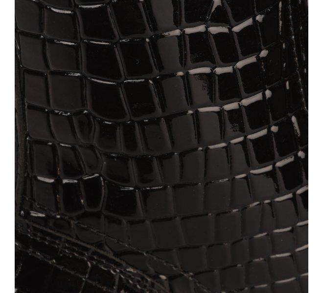 Bottines fille - BULLBOXER - Noir verni