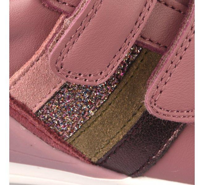 Baskets fille - BIOMECANICS - Rose
