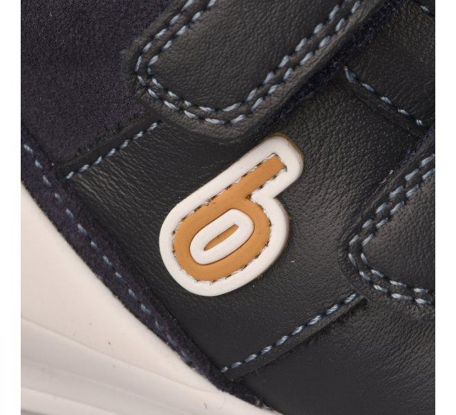Baskets garçon - BIOMECANICS - Bleu marine