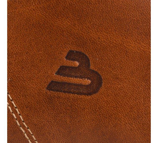 Baskets homme - BULLBOXER - Marron cognac