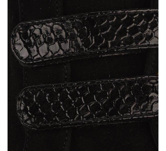 Baskets fille - NO NAME - Noir