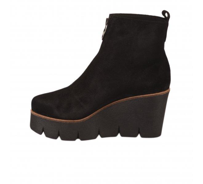 Boots femme - ALPE - Noir