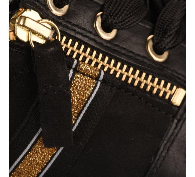 Baskets mode femme - GABOR - Noir