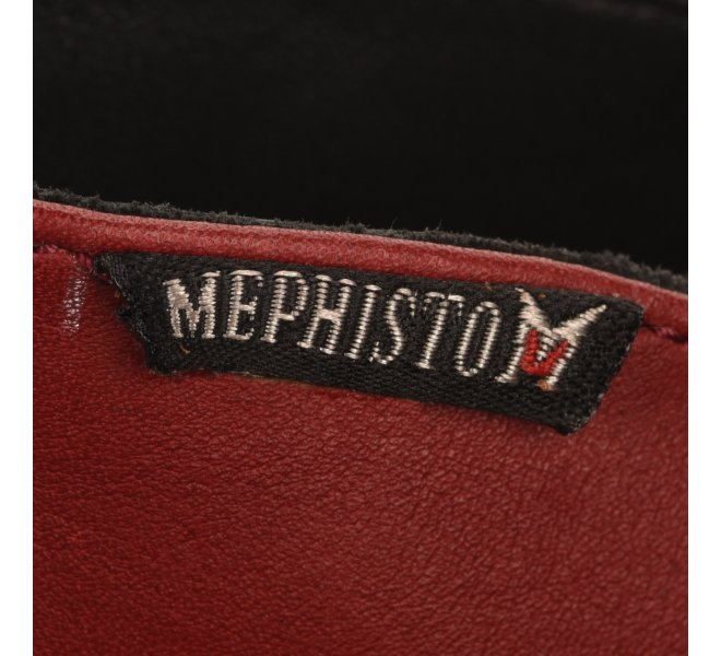 Boots femme - MEPHISTO - Rouge