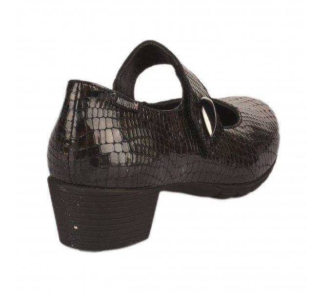 Chaussures de confort femme - MEPHISTO - Gris