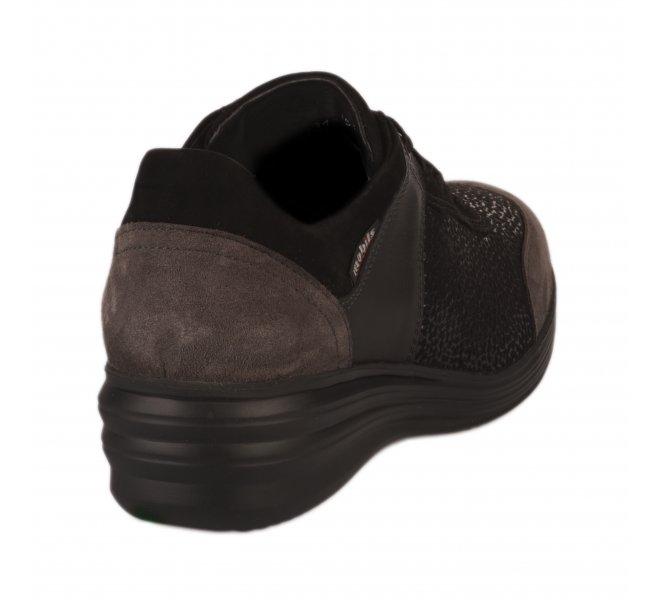 Baskets mode femme - MEPHISTO - Noir