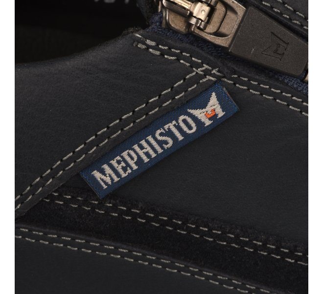 Baskets homme - MEPHISTO - Bleu marine