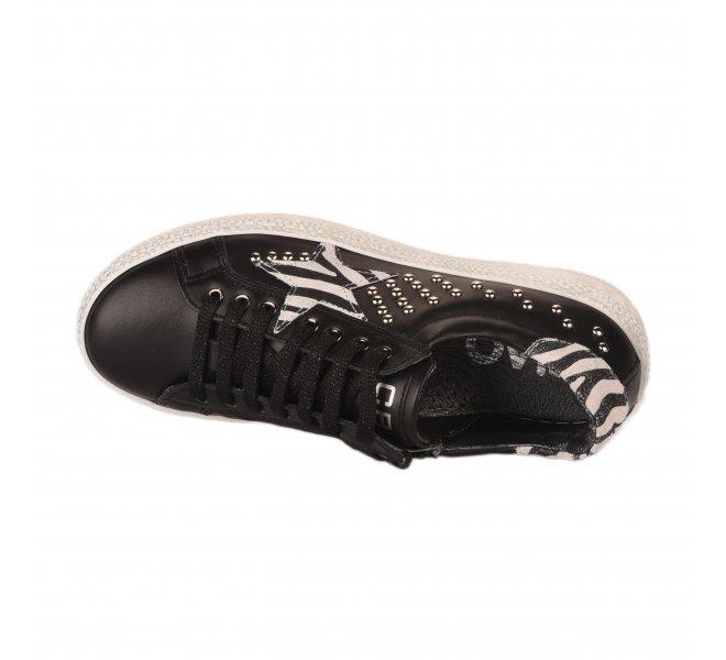 Baskets fille - CIAO - Noir