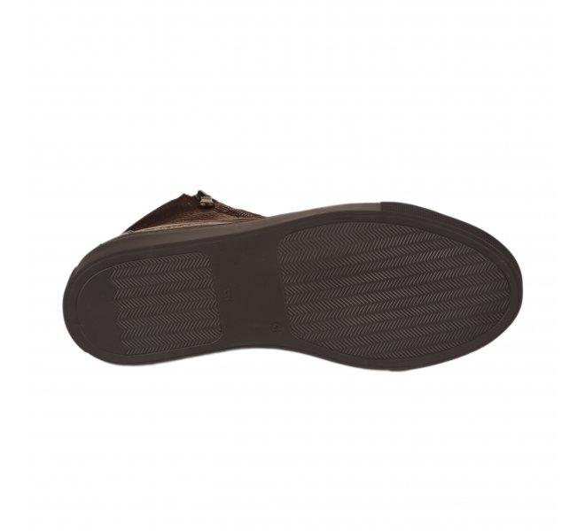 Baskets homme - REDSKINS - Marron