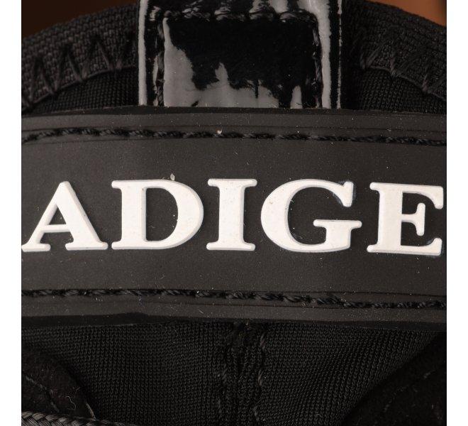 Baskets mode femme - ADIGE - Noir