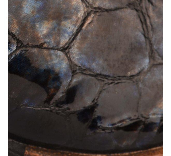 Escarpins femme - DORKING - Bleu marine verni