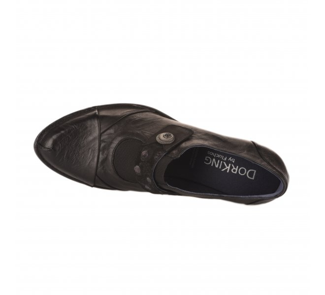 Chaussures basses femme - DORKING - Noir