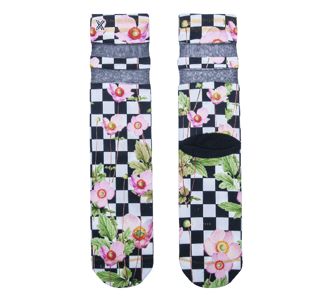Chaussettes femme - XPOOOS - Rose