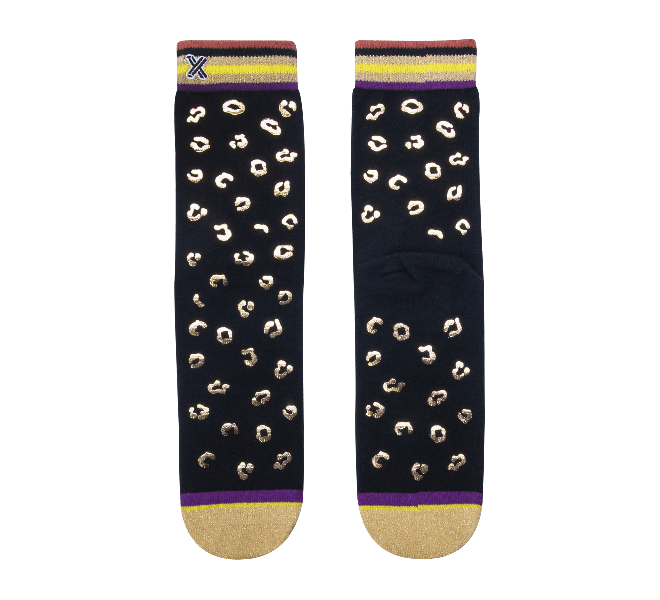 Chaussettes femme - XPOOOS - Noir