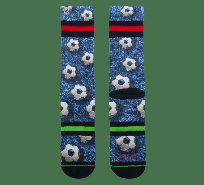 Chaussettes homme - XPOOOS - Bleu gris