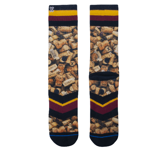 Chaussettes homme - XPOOOS - Multicolore