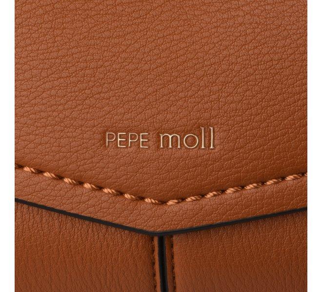 Sac à main femme - PEPE MOLL - Marron