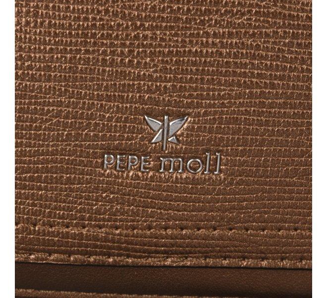 Sac à main femme - PEPE MOLL - Bronze