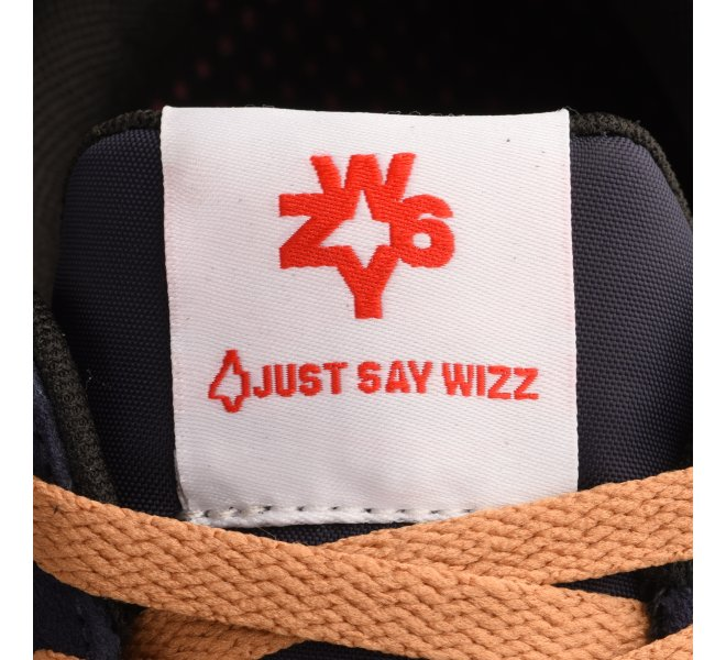 Baskets garçon - WIZZ - Bleu marine