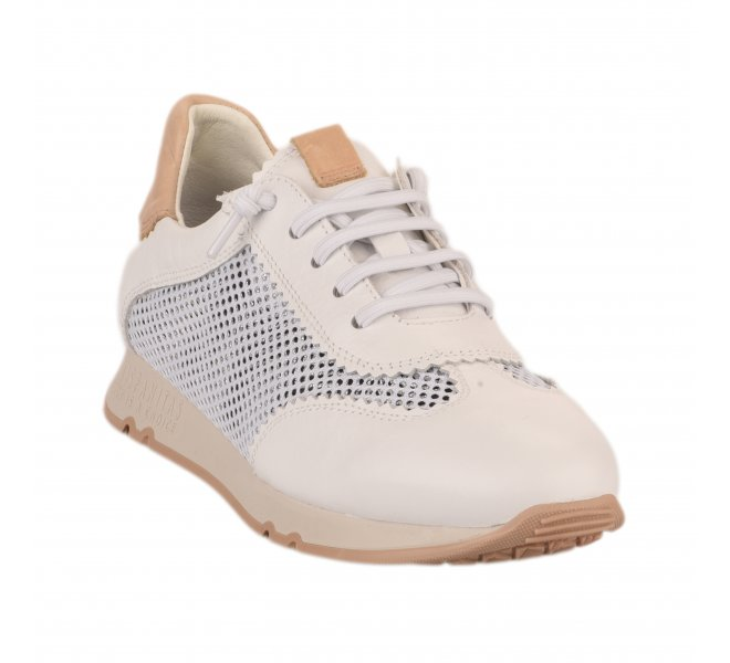 Baskets mode femme - HISPANITAS - Blanc