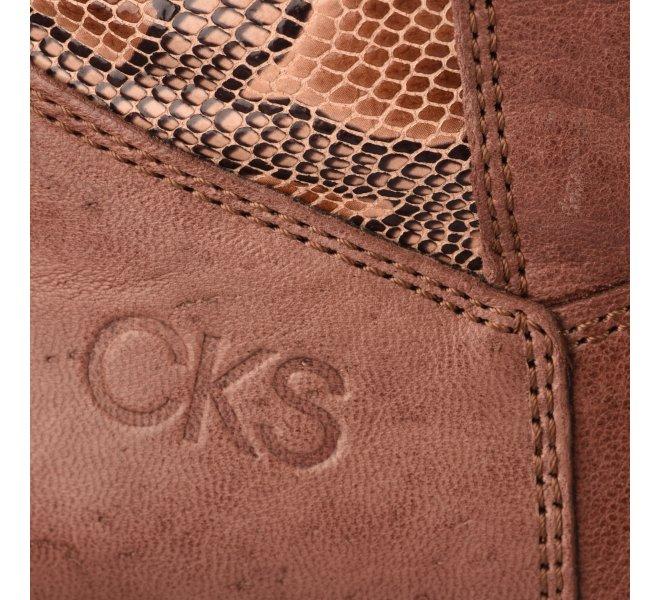 Boots fille - CKS - Rose