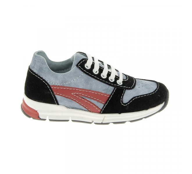 Chaussures homme - CHAUSSMOME - Gris