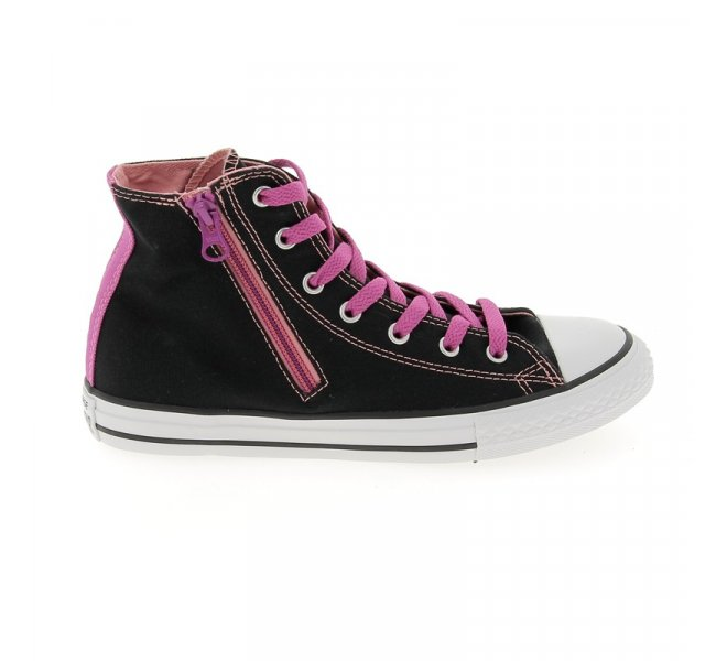 chaussures converse noir femme