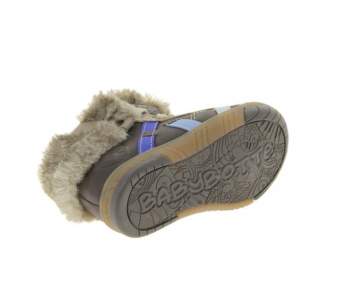 Chaussures homme - BABYBOTTE - Marron