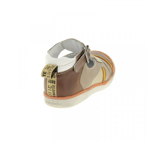 Chaussures homme - BABYBOTTE - Taupe