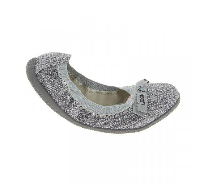 Chaussures femme - LES PETITES BOMBES - Gris argent
